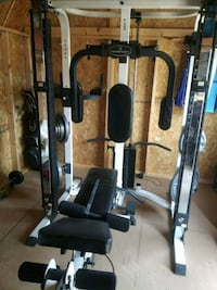 black and gray exercise equipment Rockmart, 30153