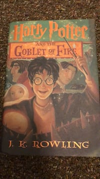 Harry Potter and the Goblet of Fire Ashburn, 20148
