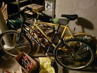 2 bikes. $50 for both firm.Pick up today/tomorrow. Toronto, M9A 4A5
