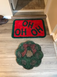 Christmas mats   Free delivery  London, N5Y 4A6