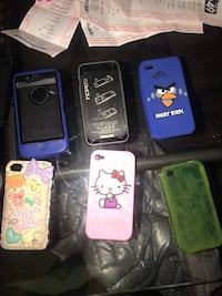 Lot of iPhone 4 cases Winnipeg, R2V 0C8
