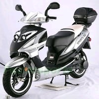 This moped does 60 mpr /Has a one year warranty