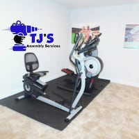fitness equipment assembly and repair/maintenance Waldorf, 20601