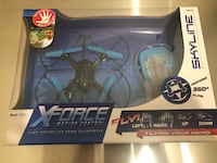 X-Force Hand Controlled Drone Quadcopter, Brand New! Greenwood, 46143