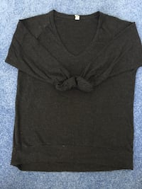 TNA Roll-up Sleeves Sweater Richmond, V7A 4X7