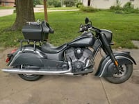 2016 Indian Chief Dark Horse (low miles) Price is negotiable