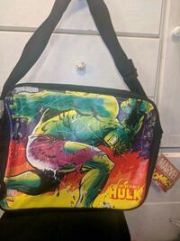 BNWT****Hulk shoulder bag.