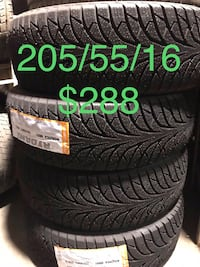 New winter tires hot sell  Toronto, M6N 3C8
