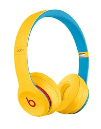 Beats by Dr. Dre Solo3 Club Collection  Headphones - Club Yellow