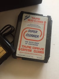 8 Track case and 2 head cleaners Seattle, 98168