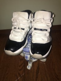 pair of white Air Jordan 11's Kenosha, 53140