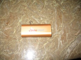 COORS LIGHT PHONE CHARGER