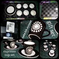 Saks 5th avenue expresso cup & saucer gift set Queen Creek, 85140