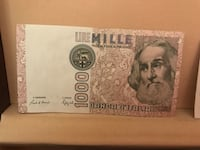 Collectible ... 2 1000 Lire for the collector in your life San Francisco, 94131