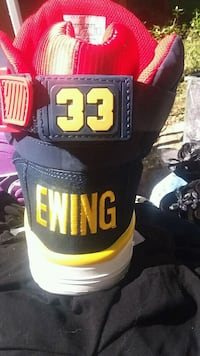 Size 13 Patrick Ewing  Knoxville