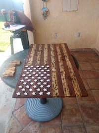 brown and black wooden table Oxnard, 93030