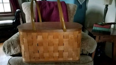 Large Picnic Basket