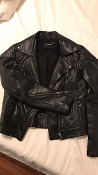 ASOS Leather Jacket Centreville, 20120
