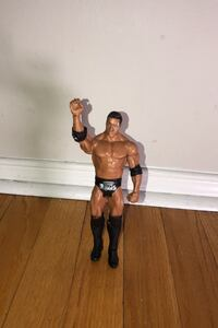 Wwe The Rock basic action figure  Oakville