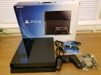 PS4 1TB controller + accessories   Tysons, 22182
