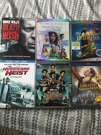 All movies $15 a piece I don't mind cutting deals Taylorsville, 84123