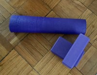 Yoga mat set---Never Used! Silver Spring, 20910