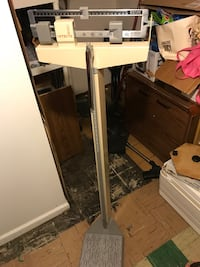 Detecto weighing scale