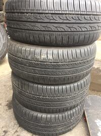 4 tires all season size 195/50/16 Brampton, L6R 3M6