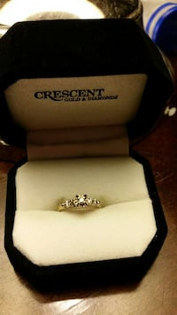 Engagement Ring  (size 6 1/2) St. John's, A1B 2G9