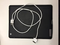 Black ipad with charger adapter Lorton, 22079