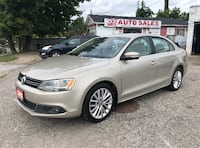 2012 Volkswagen Jetta TDI/Certified/Accident Free/Leather/Roof/Bluetooth Scarborough, ON M1J 3H5, Canada