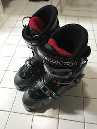 Line skiis 90cm with boots and bag Annandale, 22003