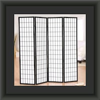 4 panel room divider Laurel