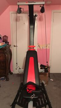 red and black Bowflex exercise equipment College Park, 20740