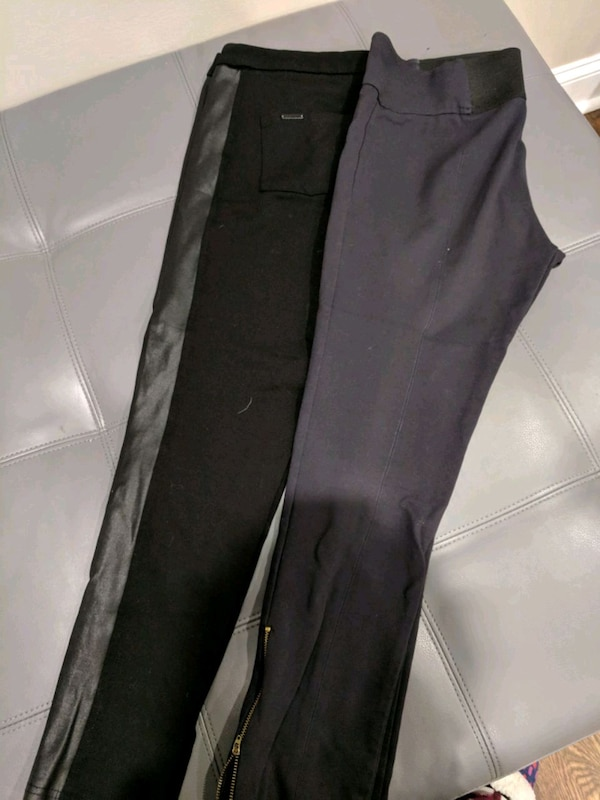 Stretch band pants