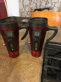 Electric Coffee Cups (never used) Bakersfield, 93306