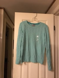 Sweater...size large...new...never worn... Hyde Park, 12538