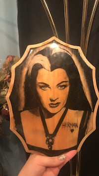 lily Munster art drawing Colton, 92324