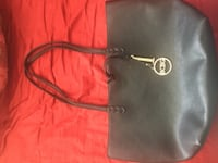 black Michael Kors leather tote bag Surrey