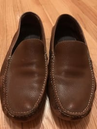 BANANA REPUBLIC used drivers size 9 1/2 or 10 men's  1150 mi