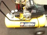 yellow and black air compressor Hagerstown, 21740