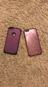 two purple and black iPhone cases Chandler, 85286