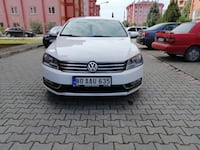 2012 Volkswagen Passat 1.6 TDI 105 HP BLUEMOTION
