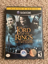 Lord of the Rings: Two Towers - Gamecube Fairfax