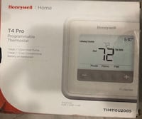 Honeywell Thermostat  Cambridge