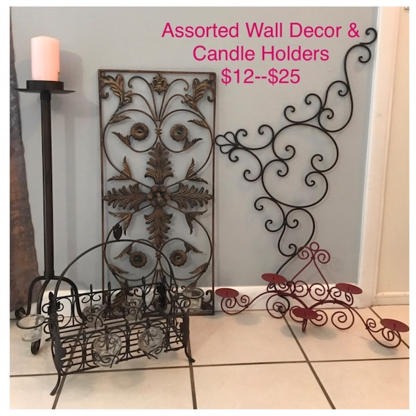 Brukt Wall home deco- Never placed on wall New til salgs i Haines ...