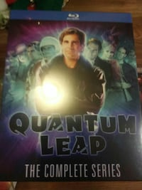 Quantum Leap the complete series Surrey, V3S