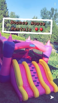 Bounce House Rentals Abbotsford