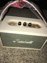 white and gray Marshall guitar amplifier Philadelphia, 19143