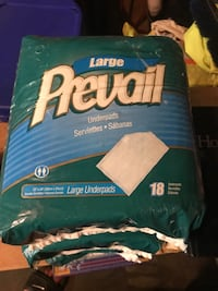 Prevail large underpads Omaha, 68134